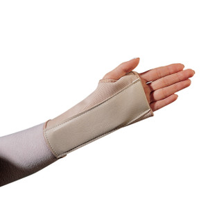 Cock Up Adjustable Wrist Splint - Left Hand