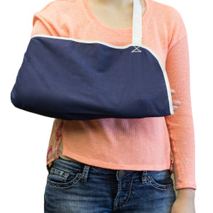 Economy Arm Sling w/Thumb Loop