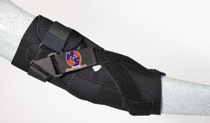 Hyperextension Hinged Elbow Brace