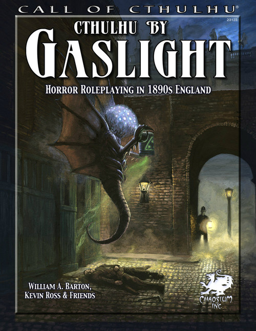 Horror Roleplaying in 1890s England