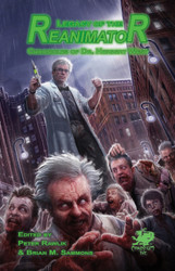 Legacy of the Reanimator (ebook)