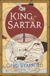 King of Sartar Front Cover