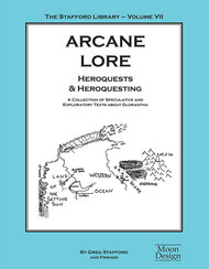 Arcane Lore cover