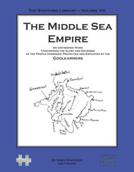 The Middle Sea Empire cover