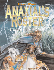 Anaxial's Roster cover