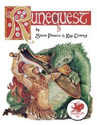 RuneQuest Hardcover bundle