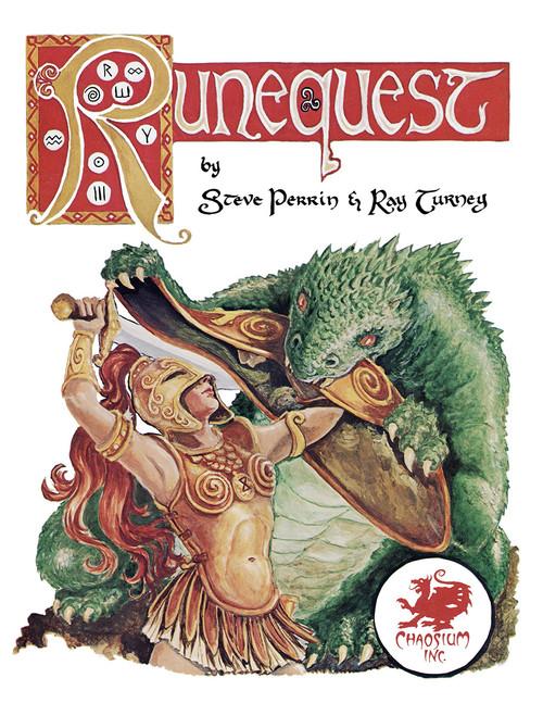 RuneQuest Hardcover bundle
