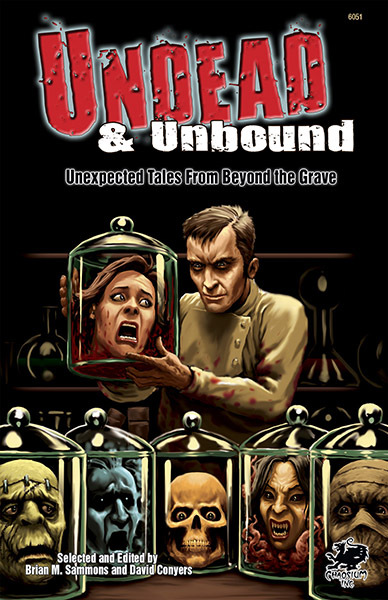 Unexpected Tales From Beyond the Grave