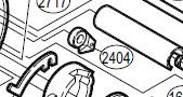 BNT2404 ANTI-REVERSE PAWL