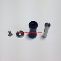 Black Handle Kit for Fly Reels - Small