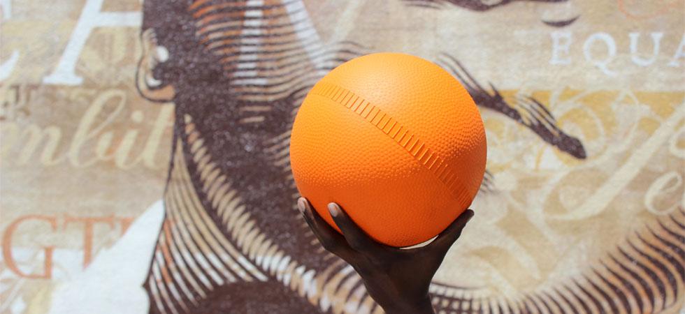 Ooofball orange