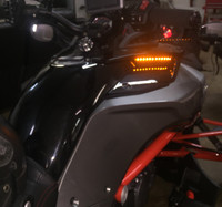 F3 TURN SIGNAL BLINKER KIT EXCEPT LIMITED & TOURING MODELS