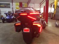 F3T & F3-LIMITED BRAKE/RUN/TURN/STROBE REAR LED LIGHT KIT WITH TOP CASE