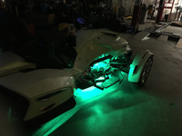 WITH ENGINE LIGHT KIT