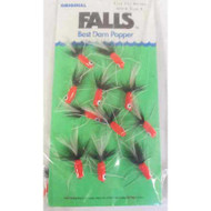 Betts Falls Fly Orange/Black Size 8