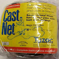 Betts Cast Net Mono 3/8' 5' Radius