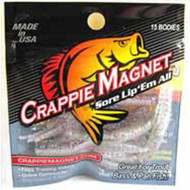 Leland Crappie Magnet 1.5' 15ct Heavy D
