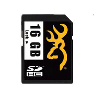 Browning Trail Camera 16 GB SD Card