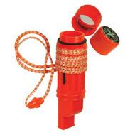 5-in-1 Survival Tool - Orange