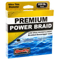 200 lb Power Braid Downrigger Line - 200' Spool