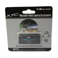 900mA Li-Ion Matt Pack for XTC200VP3