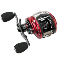 Revo Rocket Low Profile Reel - 9.0:1 Gear Ratio, 11 Bearings, 20 lb Max Drag, Left Hand