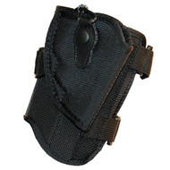 4750 Ranger Triad Ankle Holster - Black, Size 13/14, Right Hand