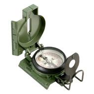 Official US Miltary Tritium Lensatic Compass - Clam Pack
