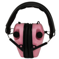 E-Max Electronic Hearing Protection - Pink