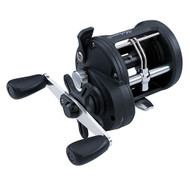 ATS Trolling Reels - 15, 5.1:1 Gear Ratio, 2 Bearings, 15 lb Max Drag, Right Hand, Clam Package - 1366919