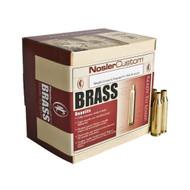 Custom Reloading Brass - 26 Nosler, Per 25