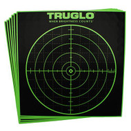 "100 Yard Target, 12"" x 12"" - 6 Pack"