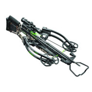 Storm RDX Package - with 4x32mm Scope, Arrows/Quiver, Dedd Sled 50, Mossy Oak Treestand