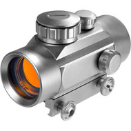 """30mm Red Dot, Silver Color, 5/8"""""""