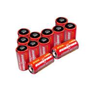 Batteries - Per 12, Clam Pack