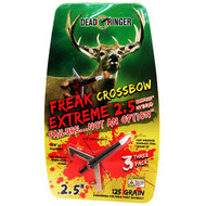 Broadheads - Freak Extreme, 125 Grains