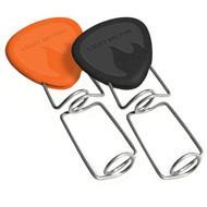 FireFork - Black and Orange, 2 Pack