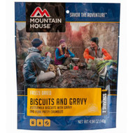 Breakfasts - Biscuits and Gravy, 2 Servings