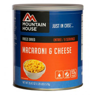Entrees - Macaroni and Cheese, 10 Servings