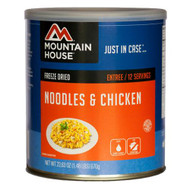 Entrees - Noodles and Chicken, 10 Servings