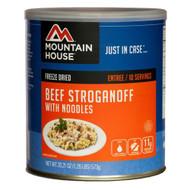 Entrees - Beef Stroganoff, 10 Servings