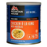 Entrees - Chicken a la King, 11 Servings