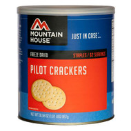 Sides and Meats - Crackers-Pilot Bread, 67 Servings