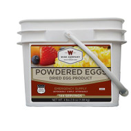 Powdered Eggs, 144 Servings