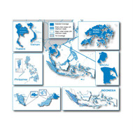 Garmin City Navigator - Southeast Asia NT - microSD/SD