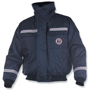 Mustang Classic Bomber Jacket w/SOLAS Tape - XX-Large - Navy