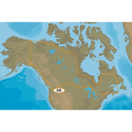 C-MAP MAX NA-M048/SD Canadian Lakes - SD Format