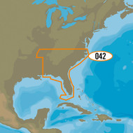 C-MAP MAX NA-M042/SD US Lakes - Southeast SD Format