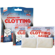Adventure Medical QuikClot Advanced Clotting Gauze - 3 x 24 - 2-Pack