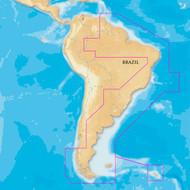 Navionics Platinum - South America East - microSD/SD